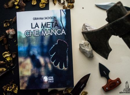 Let's talk about: La metà che manca di Graham Jackson