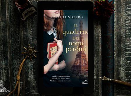 Let's talk about: Il quaderno dei nomi perduti di Sofia Lundberg