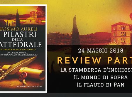 Review Party: I pilastri della cattedrale di Massimo Aureli