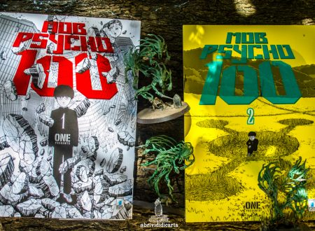 Inku Stories #5: Mob Psycho 100 (Vol. 1-2) di One (Star Comics)