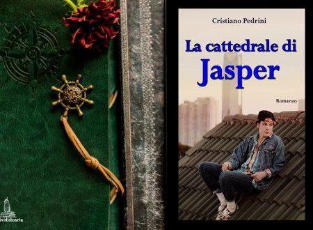 Let's talk about: La cattedrale di Jasper di Cristiano Pedrini