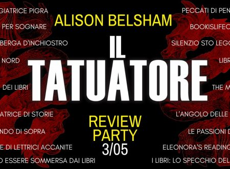 Review Party: Il tatuatore di Alison Belsham
