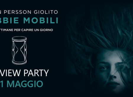 Review Party: Sabbie mobili di Malin Persson Giolito