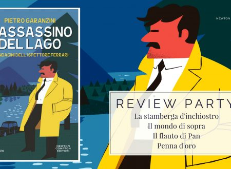 Review Party: L'assassino del lago di Pietro Garanzini