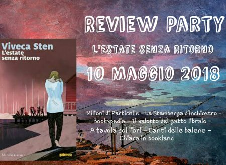 Review Party: L'estate senza ritorno di Viveca Sten