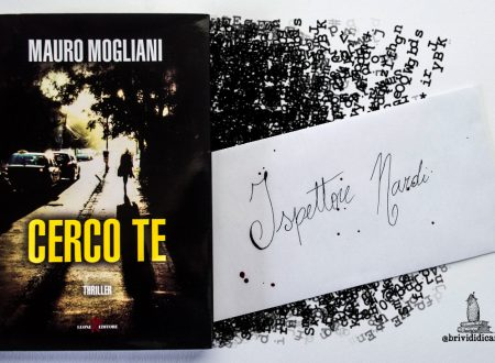 Review Party: Cerco te di Mauro Mogliani (Leone Editore)