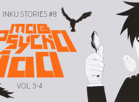 Inku Stories #8: Mob Psycho 100 (Vol. 3-4) di One (Star Comics)