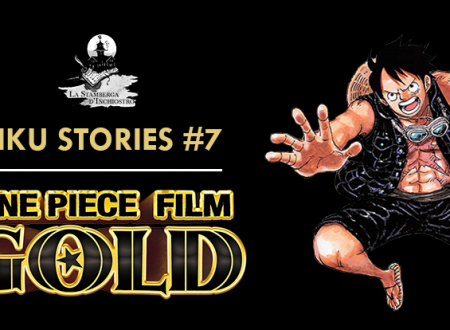 Inku Stories #7: One Piece Gold – Il film di Eiichiro Oda (Vol. 1-2)