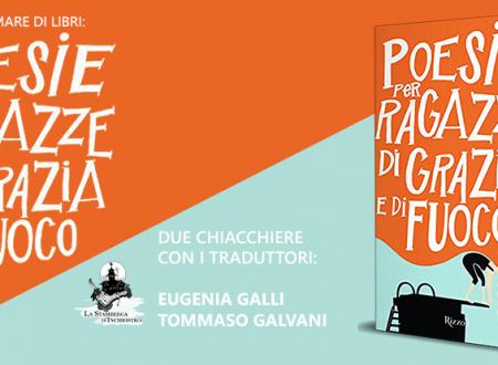 Oltre Mare di Libri: Intervista a Eugenia Galli e Tommaso Galvani