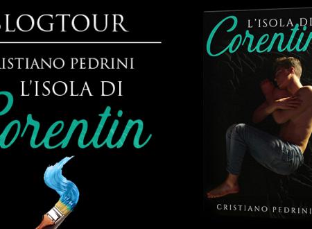 BLOGTOUR: L'isola di Corentin di Cristiano Pedrini