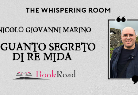 The Whispering room: Il guanto segreto di Re Mida di Nicolò Giovanni Marino