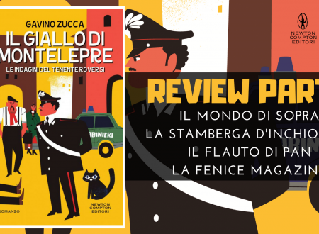 Review Party: Il giallo di Montelepre di Gavino Zucca