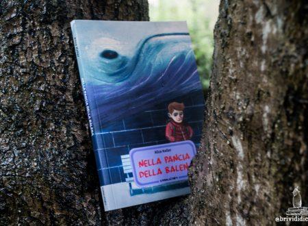 Recensione: Nella pancia della balena di Alice Keller (Camelozampa)