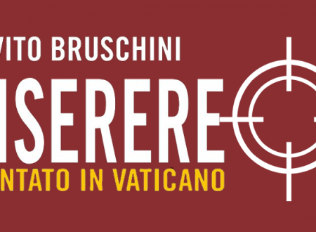 Release Day: Miserere. Attentato in Vaticano di Vito Bruschini