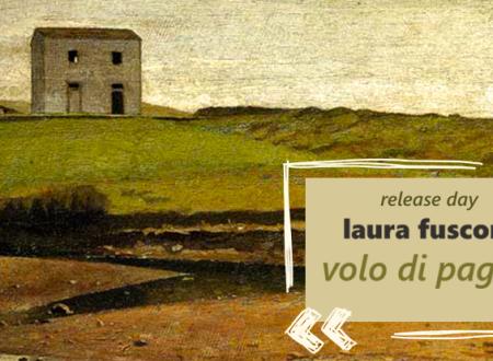 Release Day: Volo di paglia di Laura Fusconi (Fazi Editore)