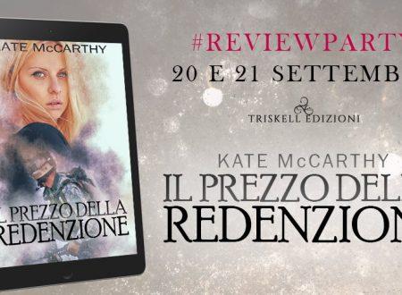 Review Party: Il prezzo della redenzione di Kate McCarthy