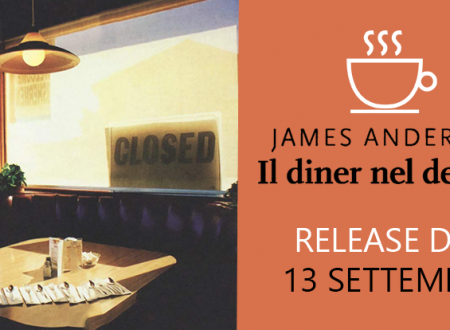 Save the date: Il diner nel deserto di James Anderson – #Releaseday