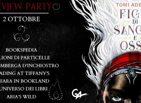 Review Party: Figli di sangue e ossa di Tomi Adeyemi (Rizzoli)