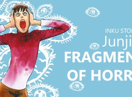 Inku Stories #11: Fragments of horror di Junji Ito (Star Comics)