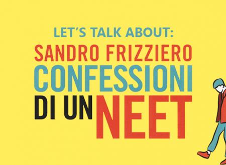 Release Day: Confessioni di un Neet di Sandro Frizziero (Fazi Editore)