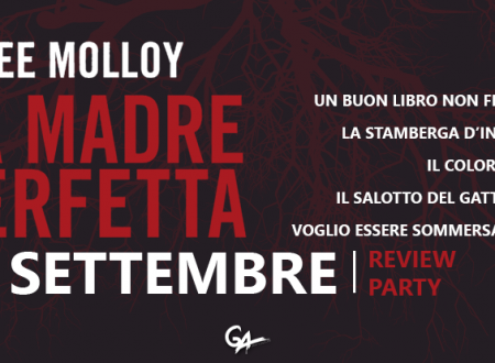 Review Party: La madre perfetta di Aimee Molloy (Giunti Editore)