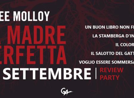 Review Party: La madre perfetta di Aimee Molloy (Giunti Editore)