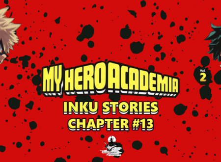 Inku Stories #13: My Hero Academia N°2 di Kohei Horikoshi
