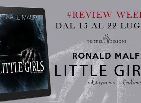Review Week: Little Girls di Ronald Malfi (Triskell Edizioni)