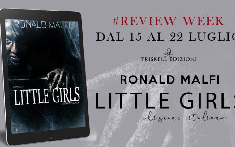 Review Week: Little Girls di Ronald Malfi (Triskell Edizioni)