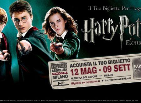 Harry Potter: The Exibition – Andiamo ad Hogwarts!