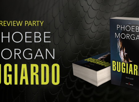 Review Party: Bugiardo di Phoebe Morgan (Leone Editore)