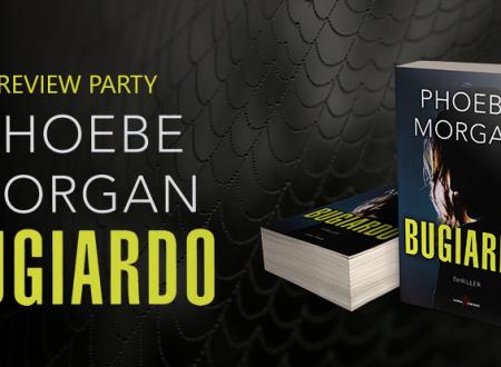 Review Party: Bugiardo di Phoebe Morgan (Leone Editore)