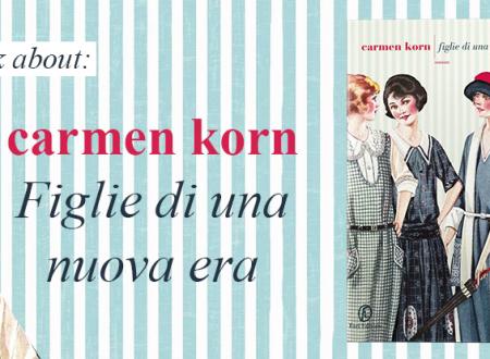Release Day: Figlie di una nuova era di Carmen Korn (Fazi Editore)