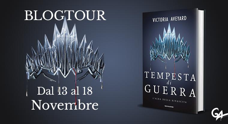 BLOG TOUR: Tempesta di guerra – Primo atto: Regina Rossa