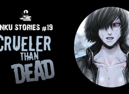 Inku Stories #19: Crueler than dead #2 di T. Saimura e K. Takahashi