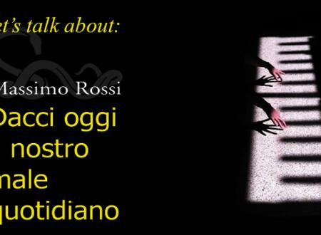 Release Day: Dacci oggi il nostro male quotidiano di Massimo Rossi