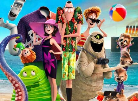 Chilling and Chatting with Deborah: Hotel Transylvania 3