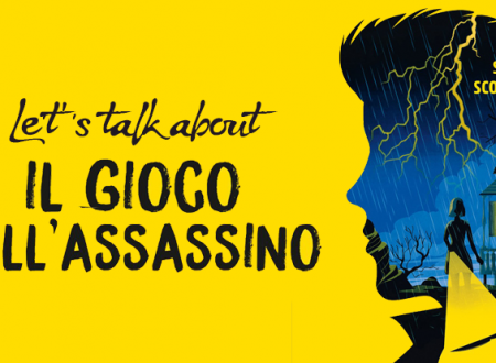 Let's talk about: Il gioco dell'assassino di Sandra Scoppettone (Piemme)