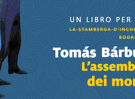 Un libro per due: L'assemblea dei morti di Tomás Bárbulo (Marsilio)