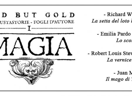 Old but gold: L'Imbustatorie. Fogli d'autore #1 – Magia (ABEditore)