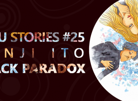 Inku Stories #25: Black paradox di Junji Ito (Star Comics)