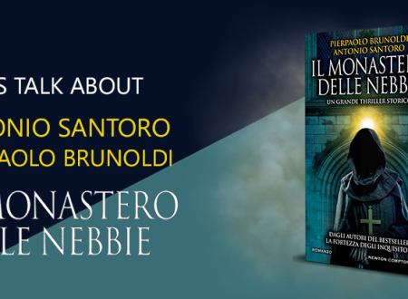 Review Party: Il monastero delle nebbie di Santoro e Brunoldi