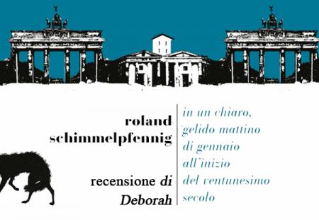 Release Day: In un chiaro gelido mattino di gennaio all'inizio del ventunesimo secolo di Roland Schimmelpfenning