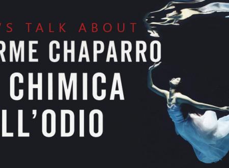 Release Day: La chimica dell'odio di Carme Chaparro (SEM)