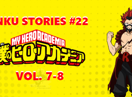 Inku Stories #22: My Hero Academia N° 7 e 8 di Kohei Horikoshi