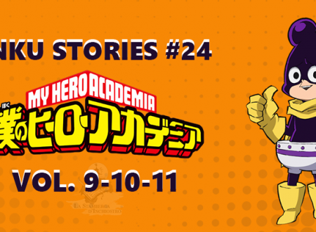 Inku Stories #24: My Hero Academia N° 9, 10 e 11 di Kohei Horikoshi