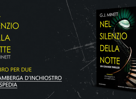 Un libro per due: Nel silenzio della notte di G.J. Minett