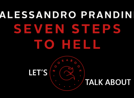 Friday in Crime: Seven steps to hell di Alessandro Prandini (bookabook)