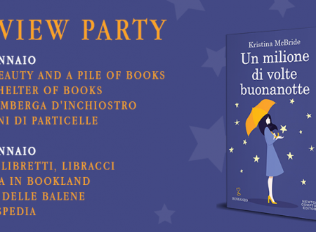 Review Party: Un milione di volte buonanotte di Kristina McBride