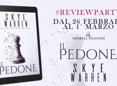 Review Party: Il pedone di Skye Warren